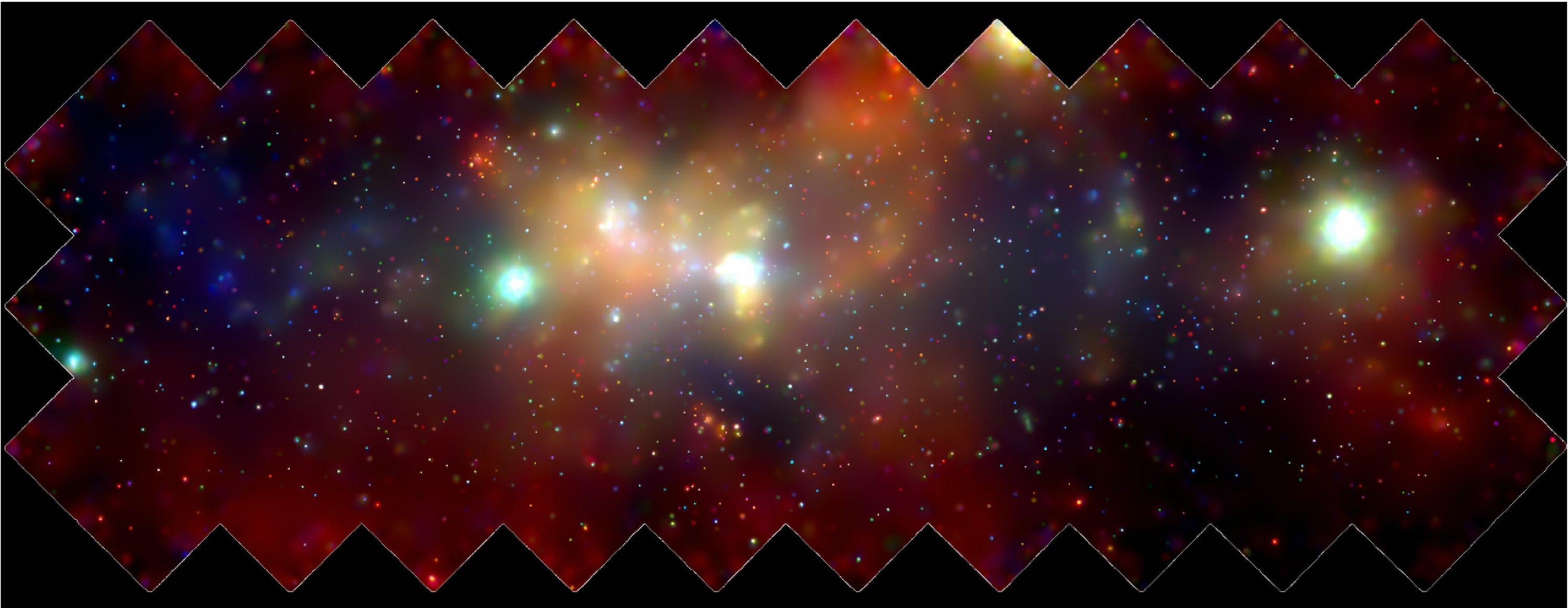 Ядро галактики