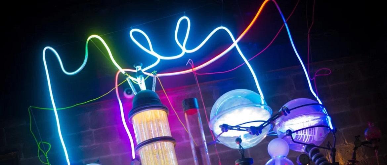 Почему неон светится?свечение газов – описание, фото и видео  - «как и почему»