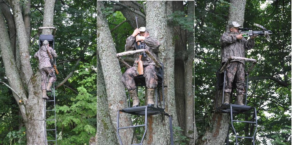 Лабаз на дереве: пошаговая инструкция, советы и рекомендации, фото