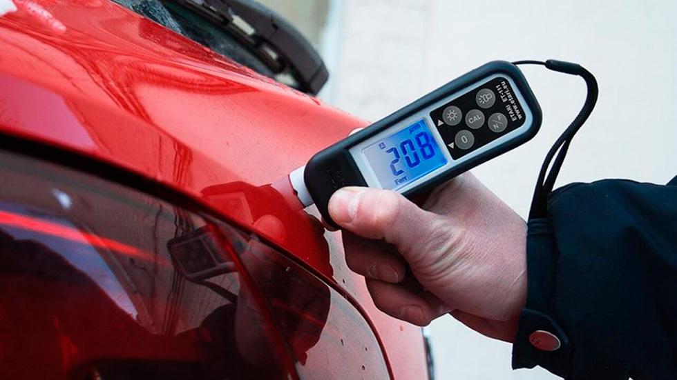 Правильная проверка лкп автомобиля – признаки вторичного окраса
