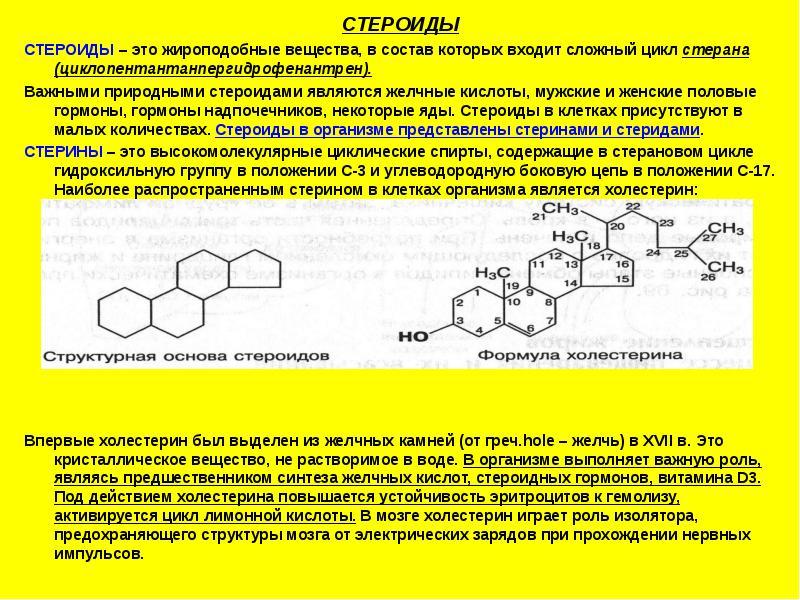 Сапонины - химия