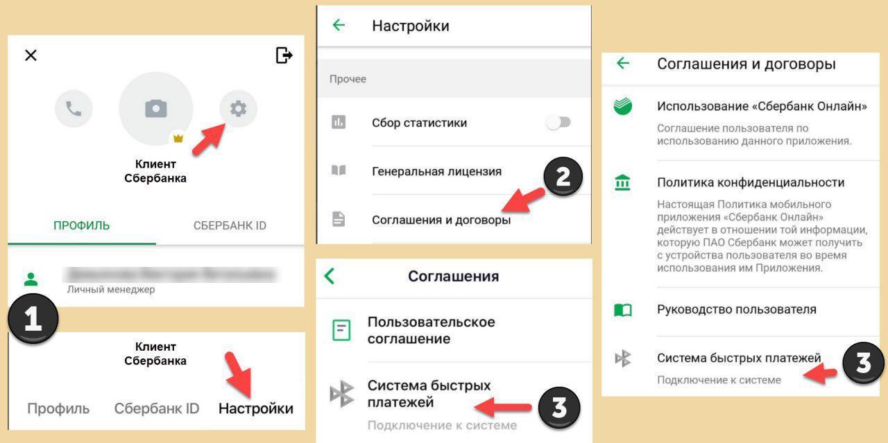 Отзывы о сбербанке: «нельзя подключиться к системе быстрых платежей без приложения» | банки.ру