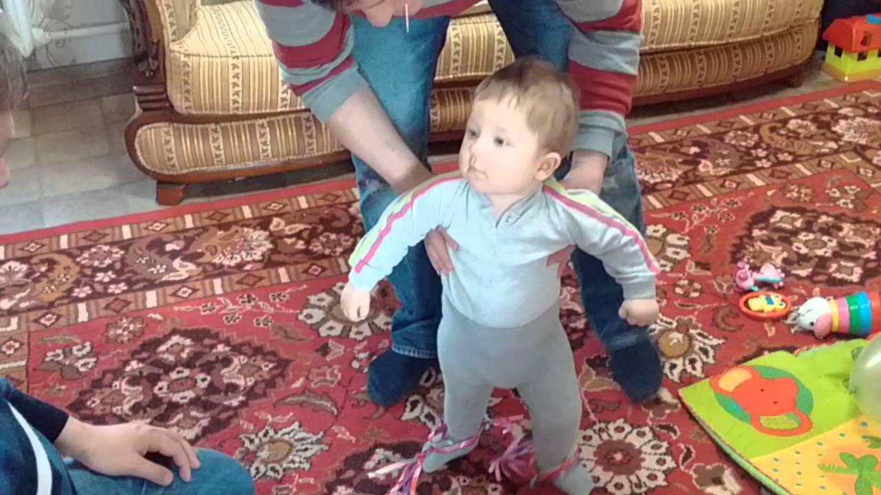 «перерезать путы», чтобы ребенок начал ходить