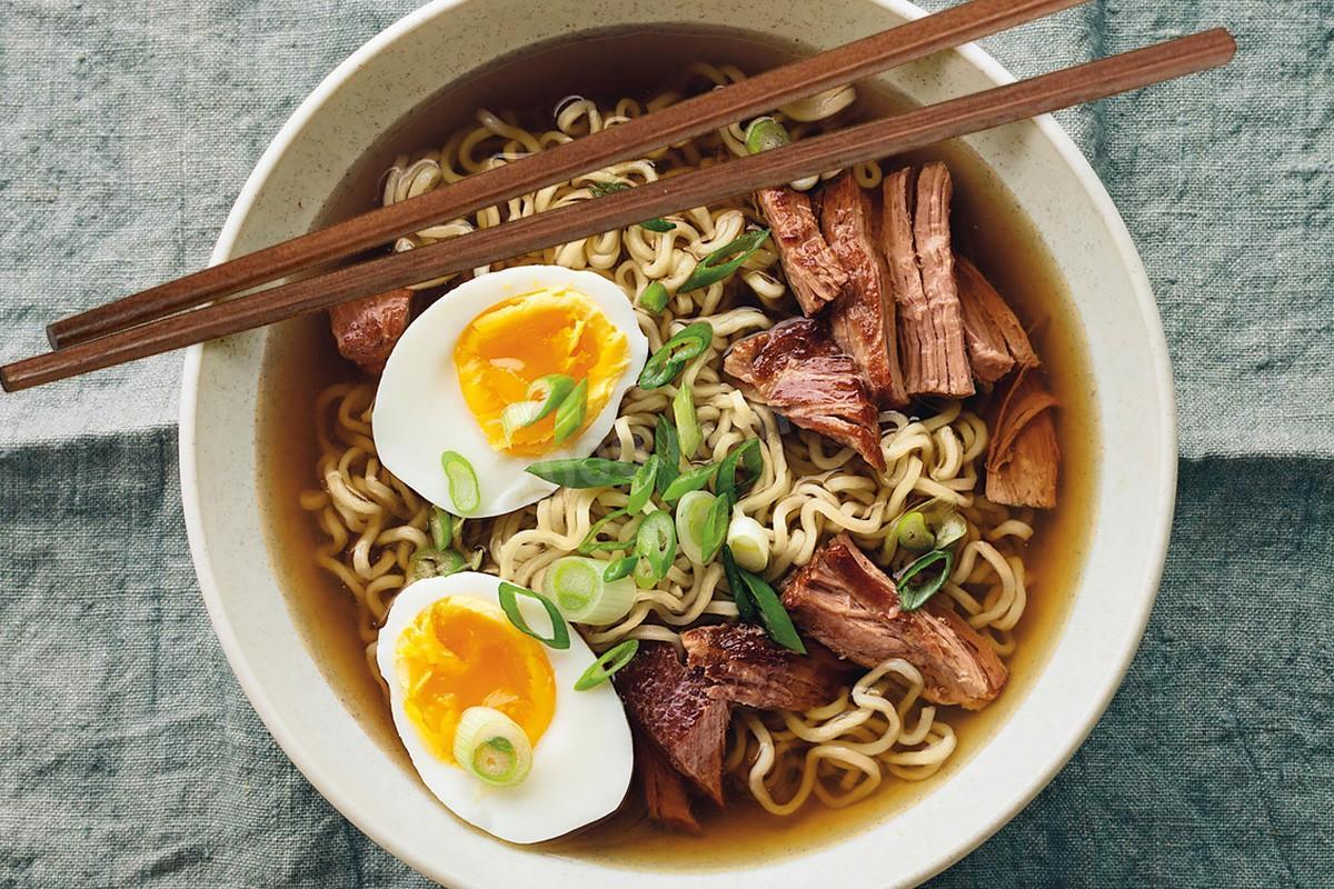 Рамен: суп-лапша из далекой японии