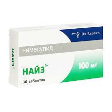 Найз: инструкция, отзывы, аналоги, цена в аптеках - медицинский портал medcentre24.ru