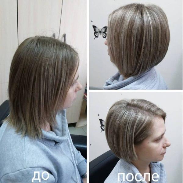 Короткое каре (95 фото): стрижки для волос разной длины, праздничные женские прически, примеры стрижек с модным окрашиванием