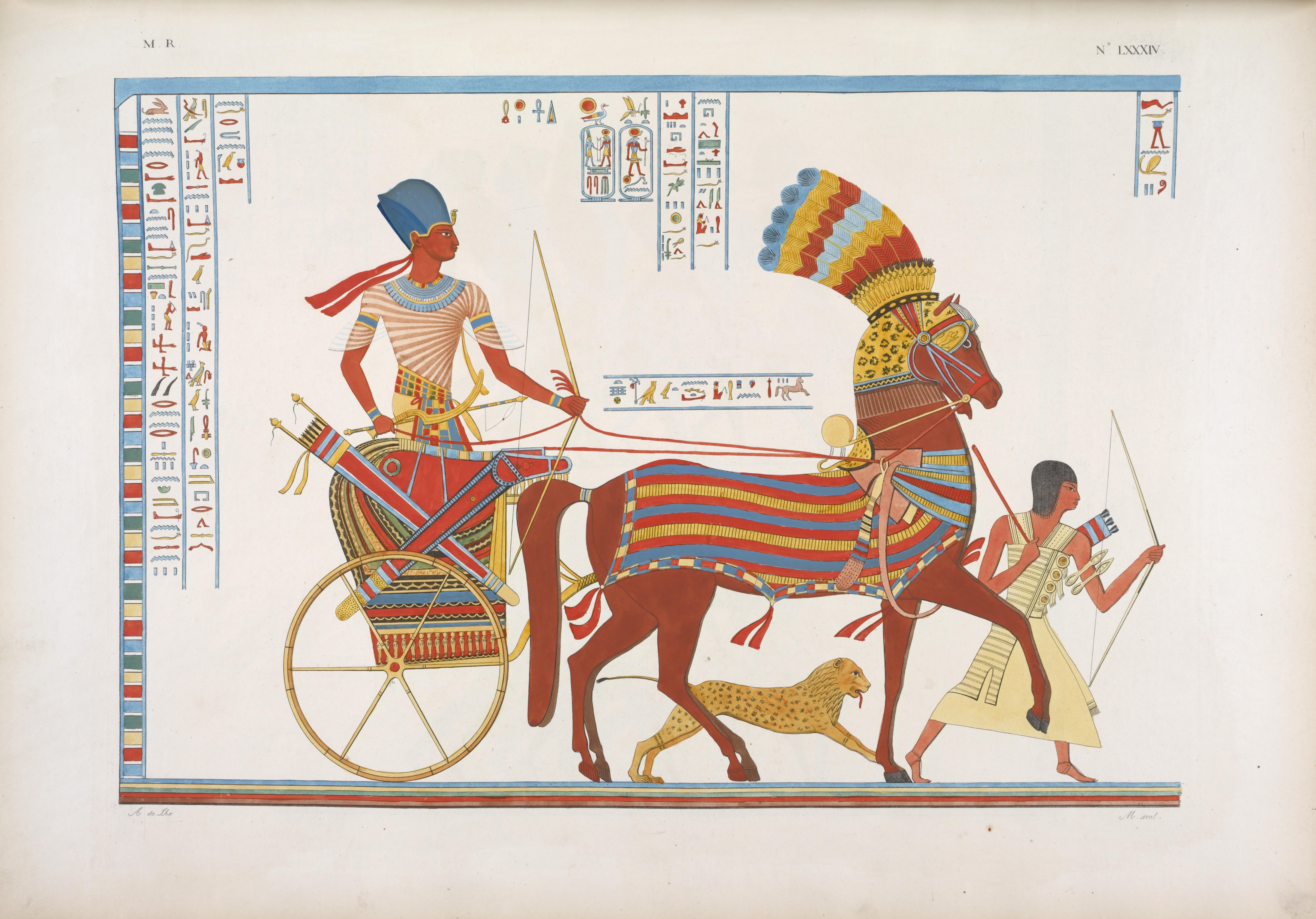 Таро колесница (повозка) - значение карты старшего аркана