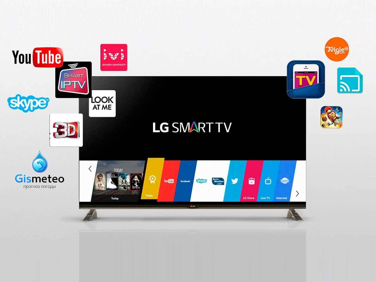 Smart tv — что это такое в телевизоре
