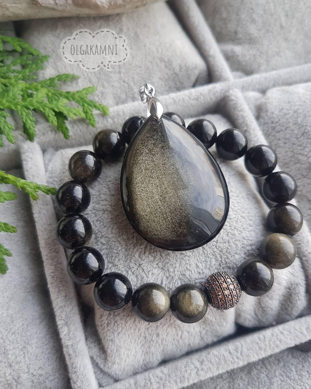 Кому подходит камень обсидиан, его магические и лечебные свойства