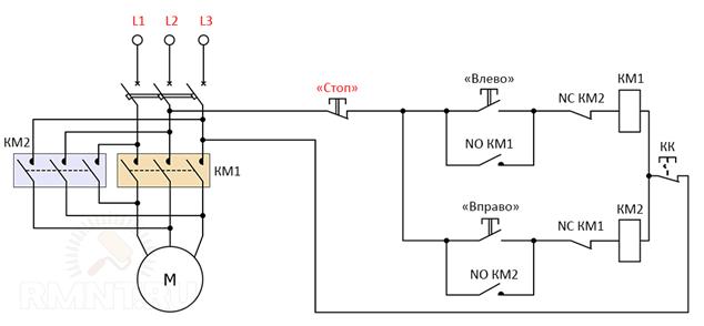 Магнитный пускатель: назначение и виды, устройство, принцип действия и схема подключения
