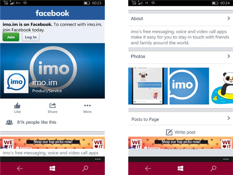 Imo - скачать imo бесплатно и начать общаться с имо мессенджер