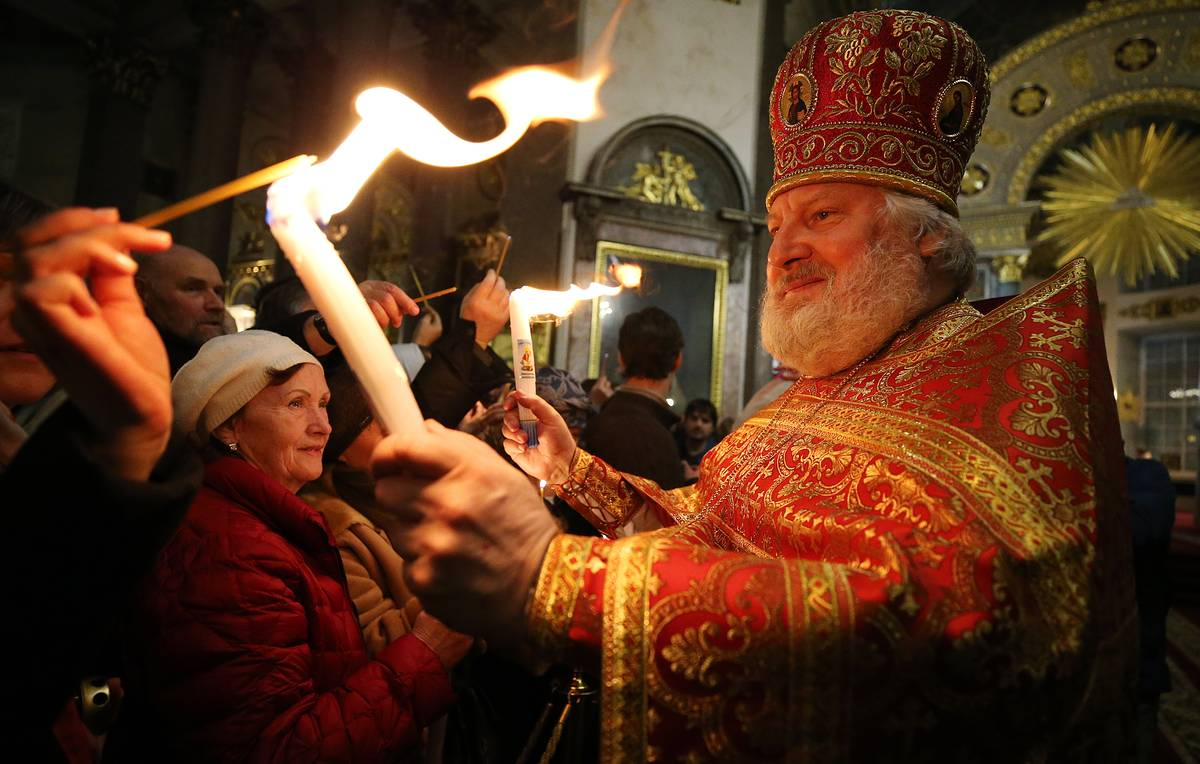 Значение праздника пасхи. христианский праздник пасха: история и традиции