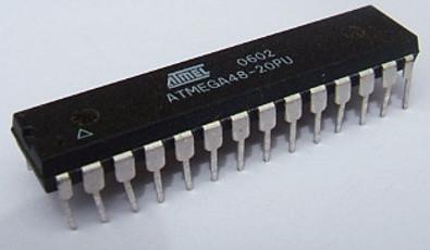 Микроконтроллер - microcontroller