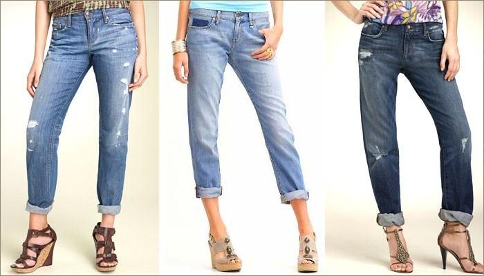5 вариантов подворота на джинсах для стильных парней