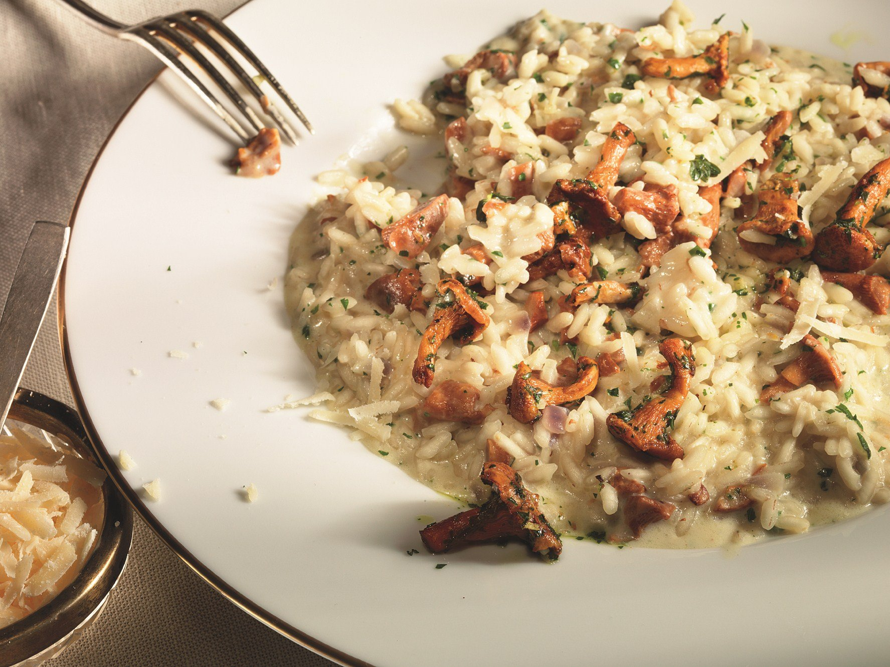 Ризотто: рецепт с грибами, морепродуктами, курицей, классический