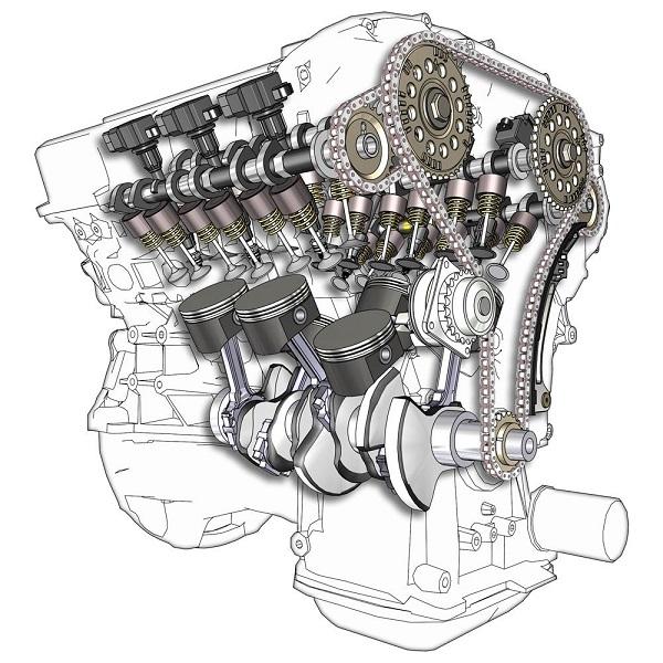 Значение слова «мотор»