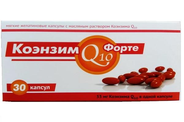 Коэнзим q10 – польза для женщин, мнение врачей