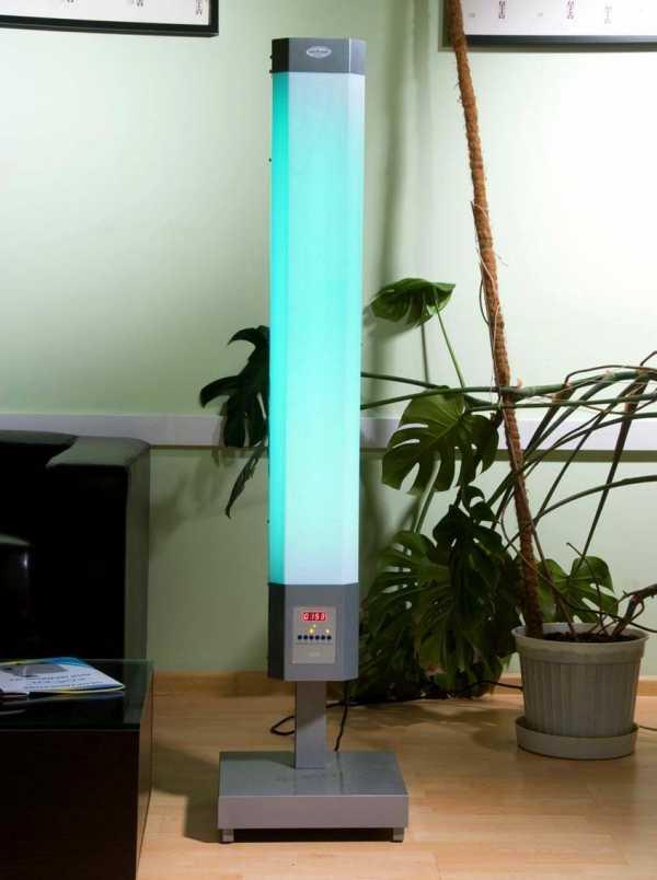 Кварцевая лампа для дезинфекции помещения ультрафиолетовые, бактерицидные, озоновые. виды, цены