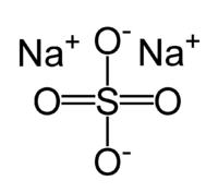 Сульфат натрия - вики