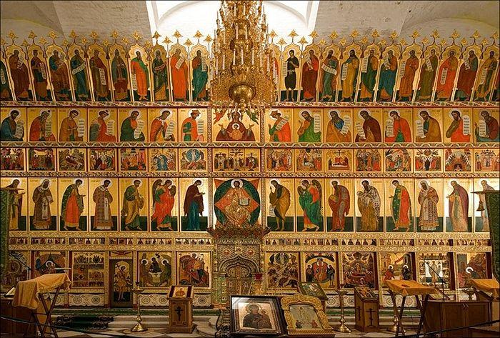 Престол в православном храме: что это такое