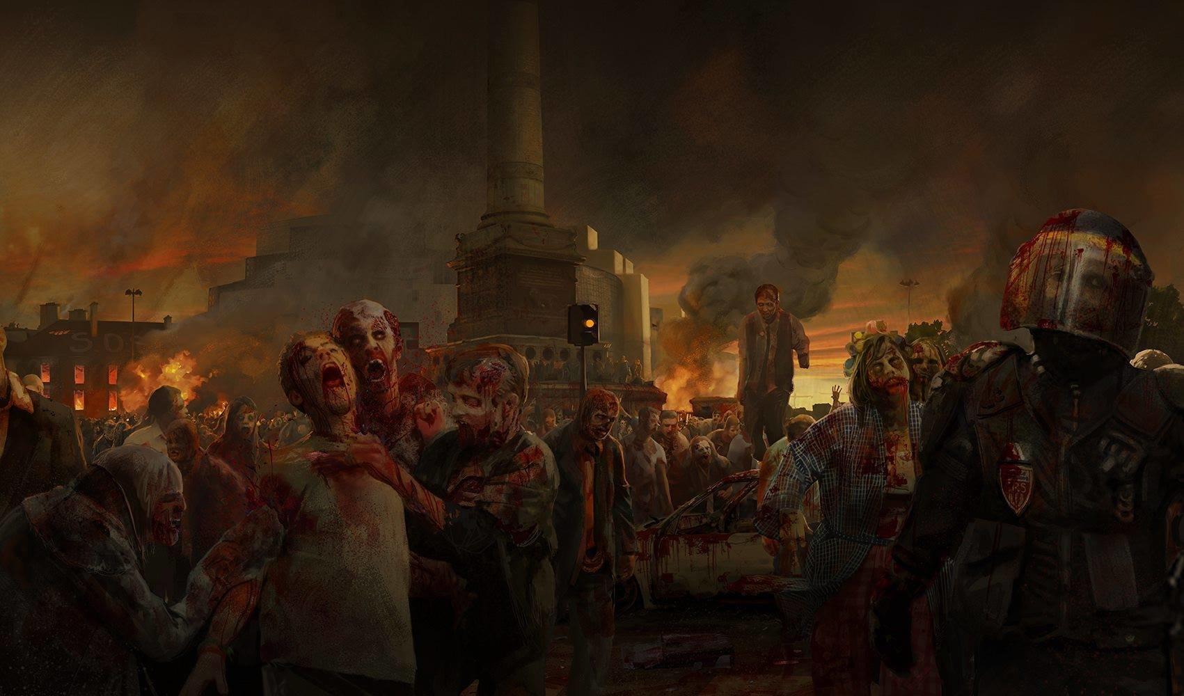 Адский зомби