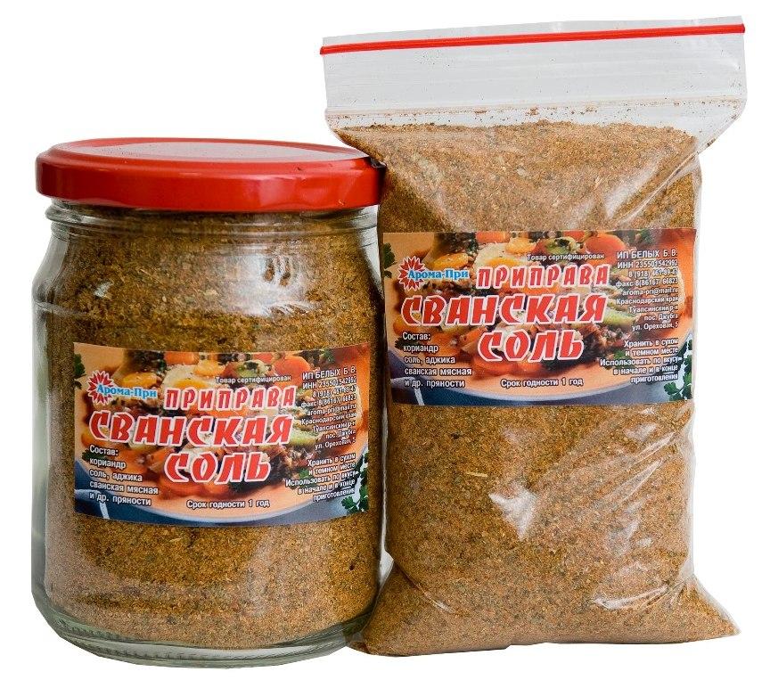 Что такое сванская соль: полезные свойства, состав и тонкости применения