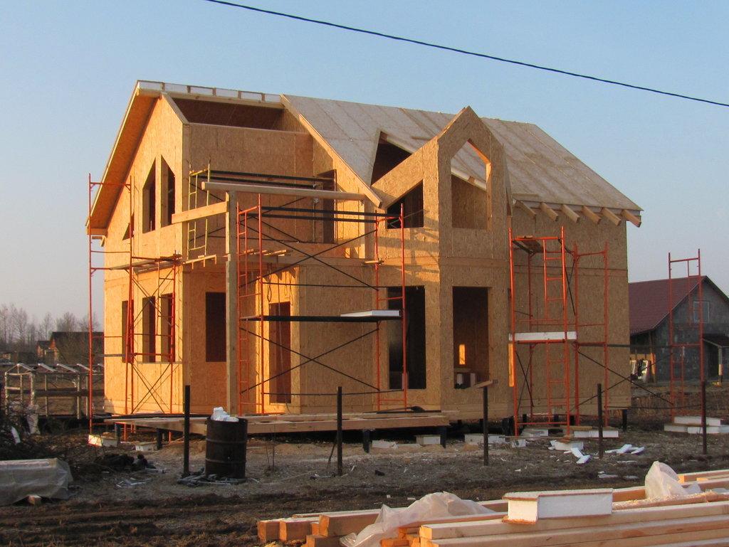 Преимущества и недостатки домов из сип панелей