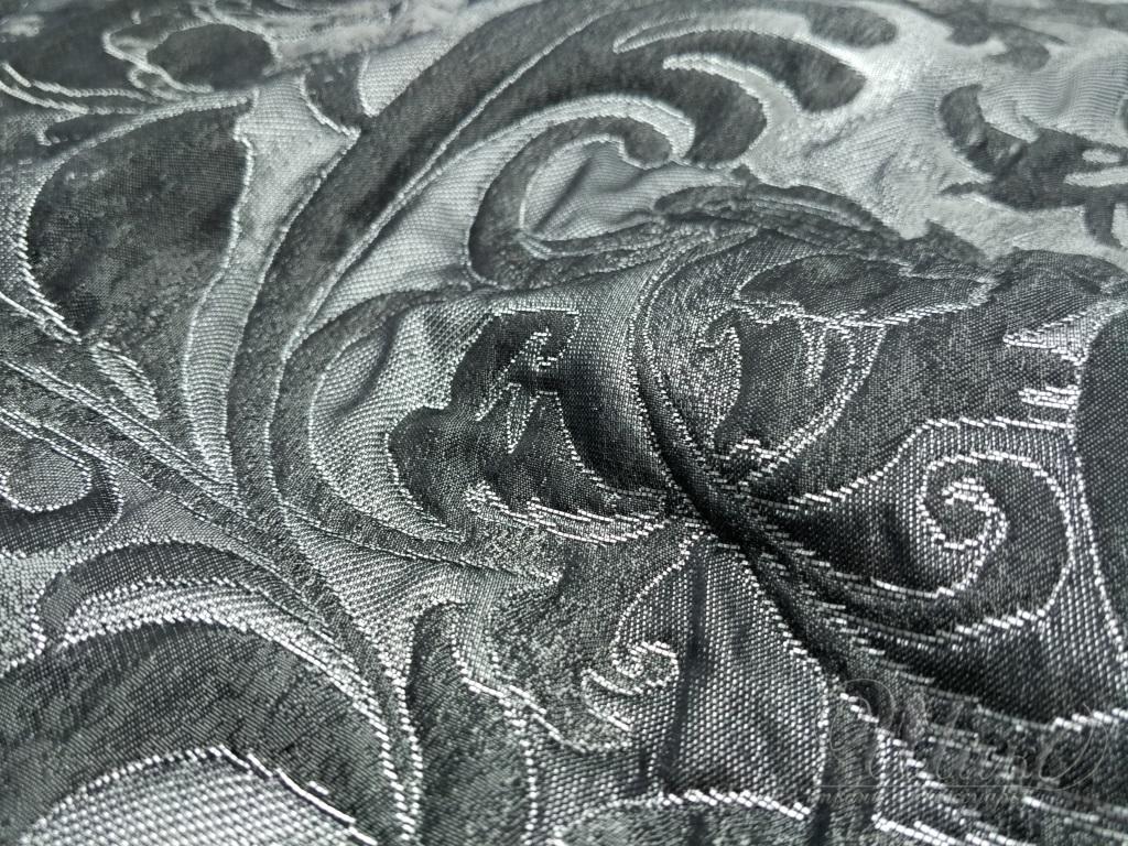 Жаккард — плотная ткань с орнаментом