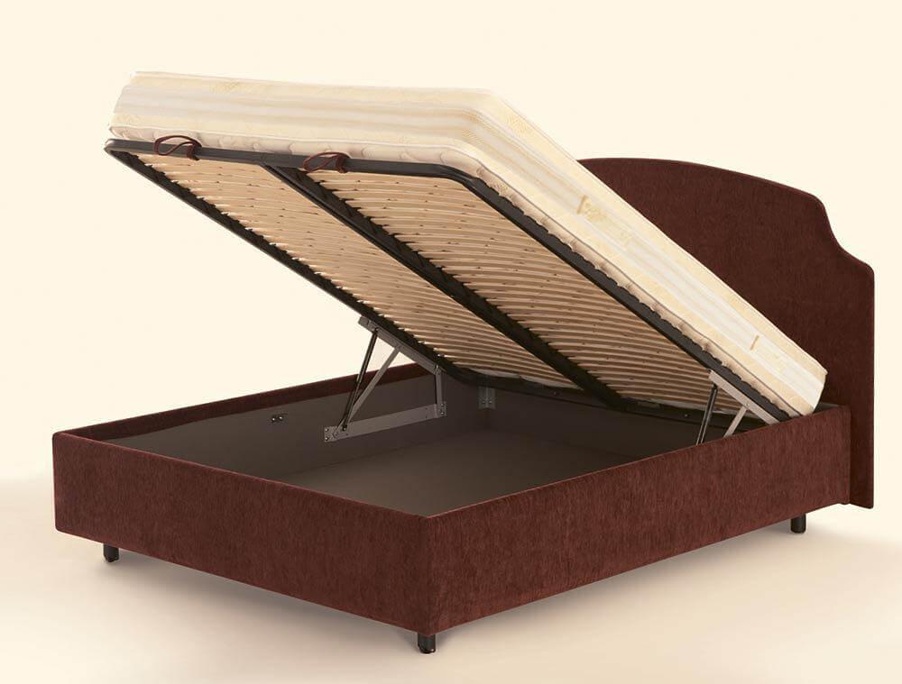 Доски для кровати под матрас, назначение ламелей (реек)