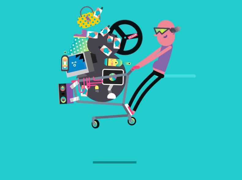 Моушн дизайн: анимационная графика для видео