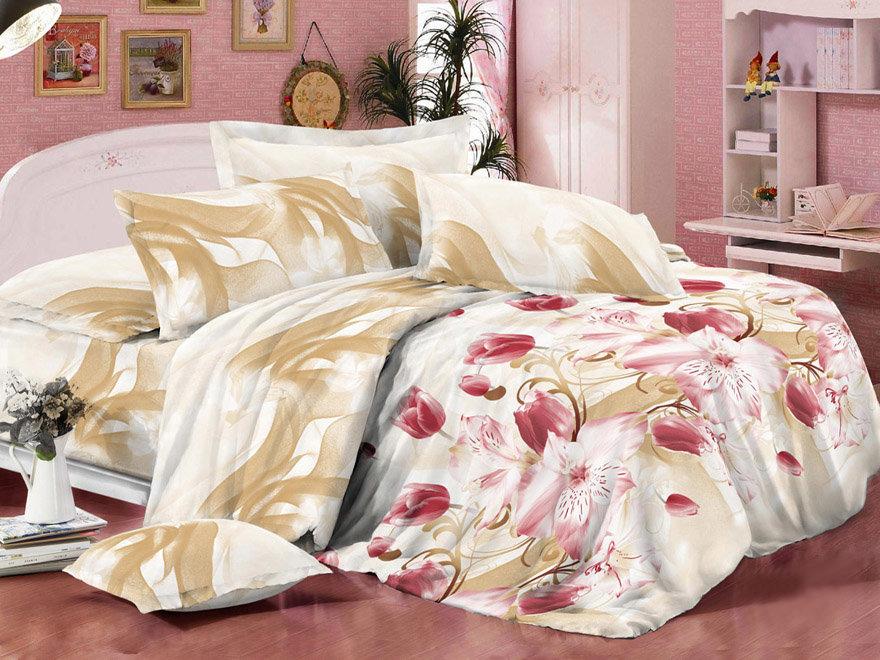 Сатин для одежды и постельного белья