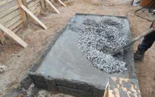 Тощий бетон - что это такое? марки бетона и их характеристики :: syl.ru