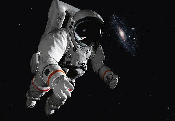 Как будут выглядеть космические скафандры в будущем — furfur