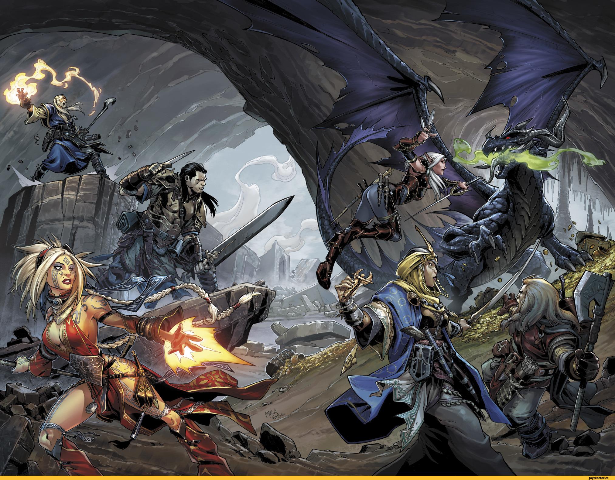 Преследование dungeons & dragons в 1980-х