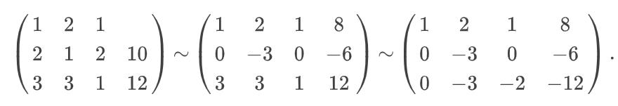 Как решать системы уравнений?
