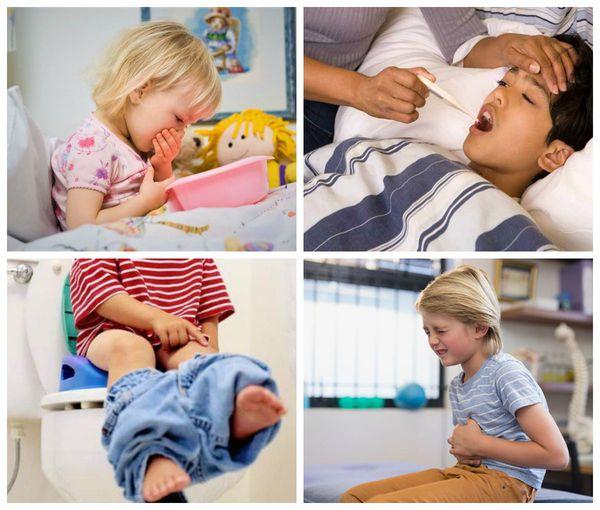 Ротавирусная инфекция (ротавирус): что это, симптомы и лечение