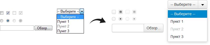 Чекбокс — компоненты — контур.гайды