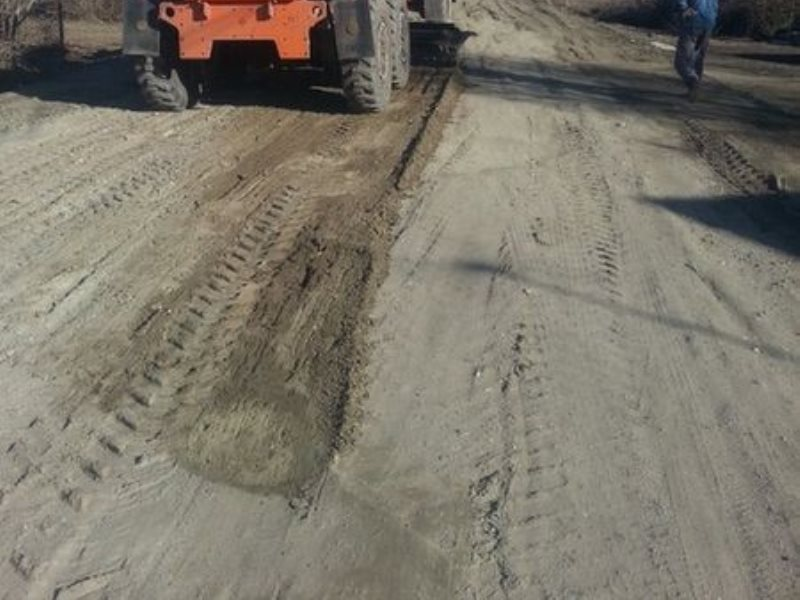 Какой должна быть грунтовая дорога? схема правильного устройства покрытия грунтовой дороги. - самстрой - строительство, дизайн, архитектура.