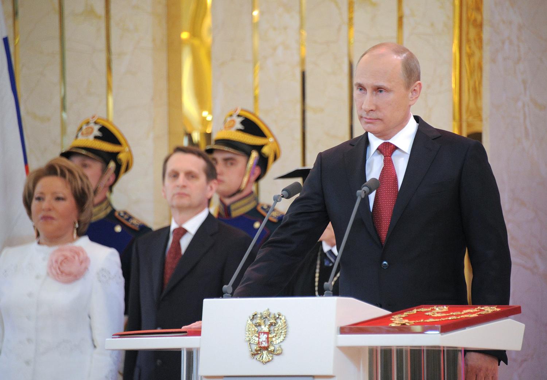«польза, честь и слава»: как формировались традиции инаугурации президента россии — рт на русском