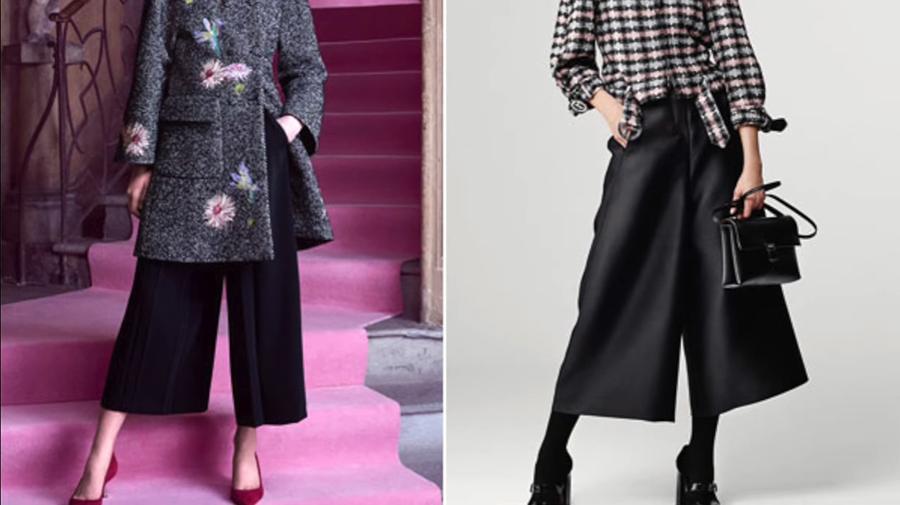 Мода-2019: женские брюки-кюлоты