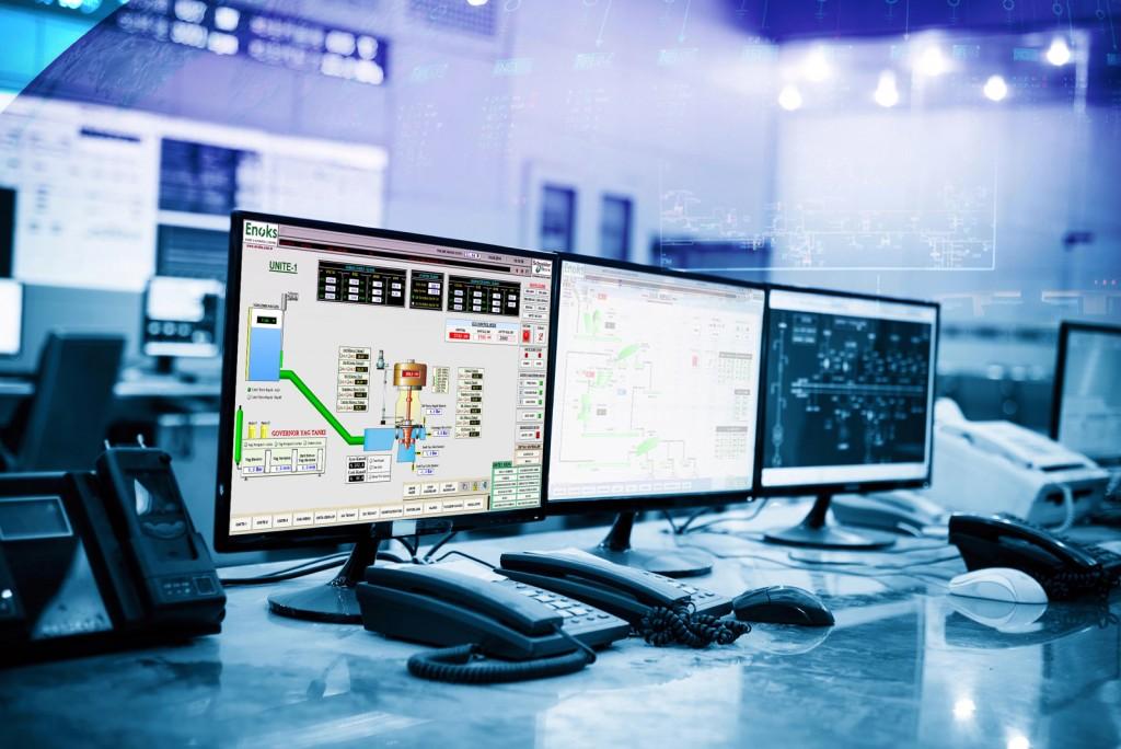 Автоматизированные системы управления: технологическое управление процессами или информацией на предприятии и средства для этого