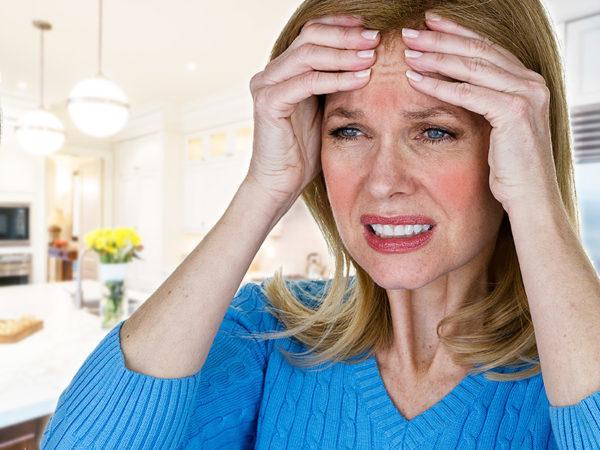 Приливы при климаксе: почему лечить обязательно  - лечение климакса  -  статьи