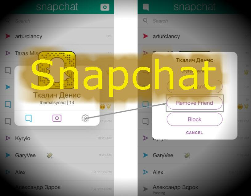 Приложения похожие на snapchat - есть ли аналоги