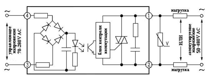 Твердотельные реле - примеры использования и подключения - ооо промтехавтоматизация