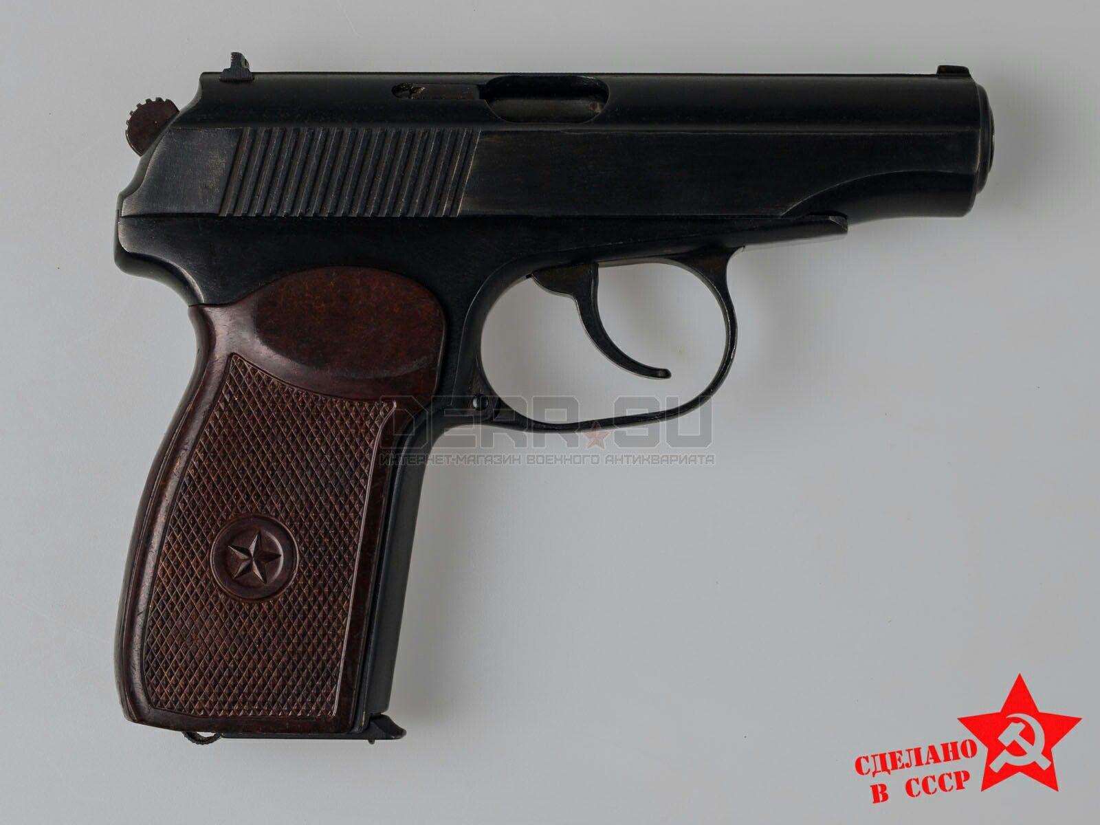 Пистолет макарова  — характеристики, описание, история создания, фото — история россии