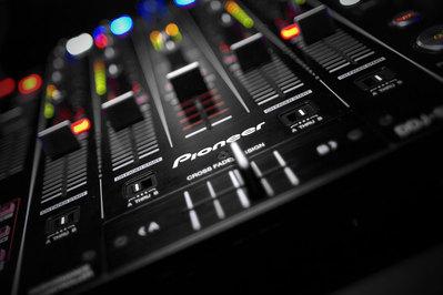 Микшерный пульт - mixing console