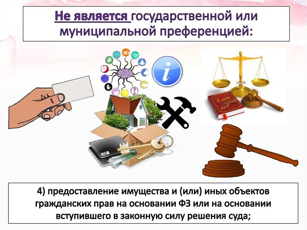 Преференции и преимущества в контрактной системе