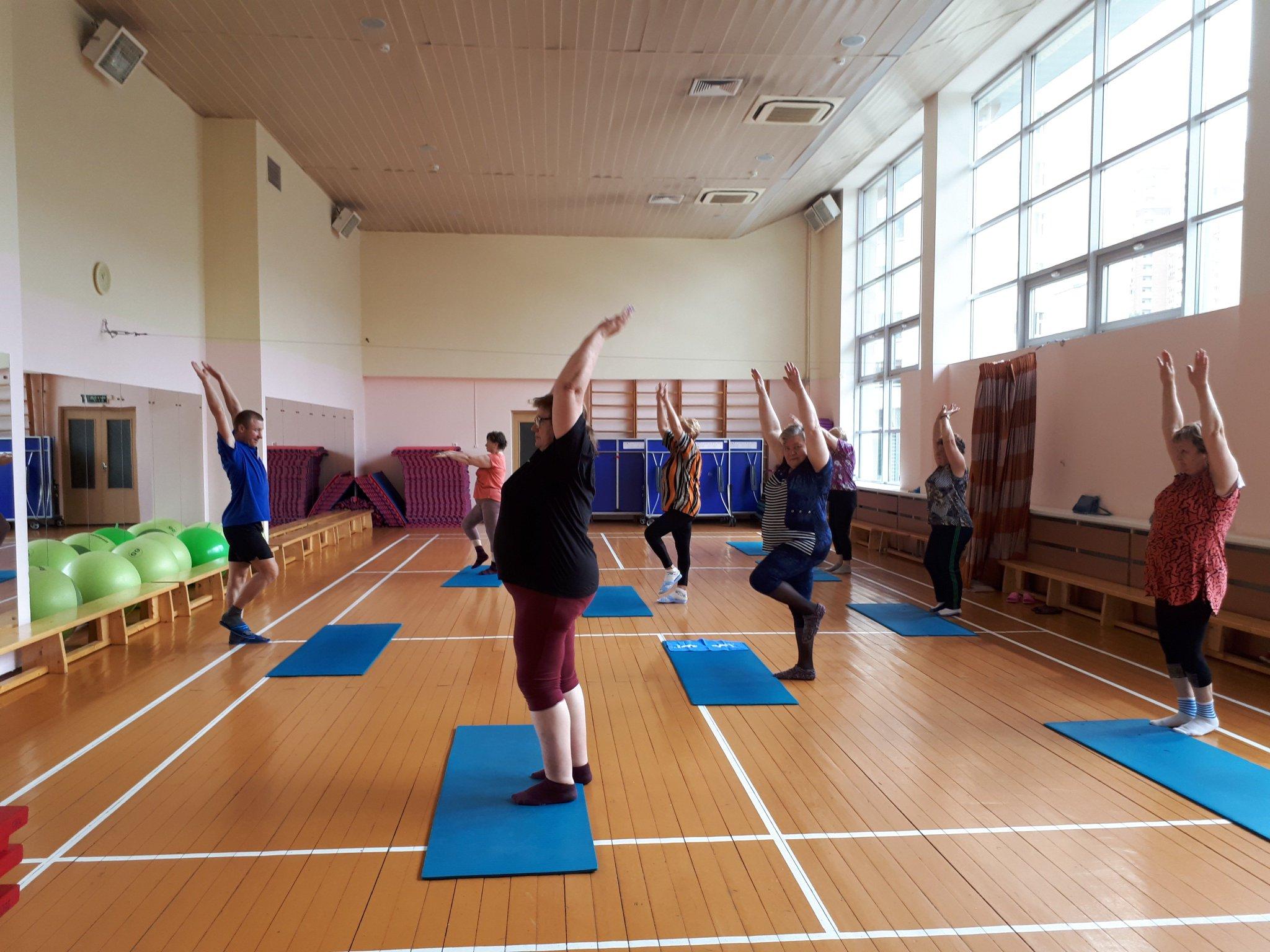 Общая физическая подготовка — sportwiki энциклопедия