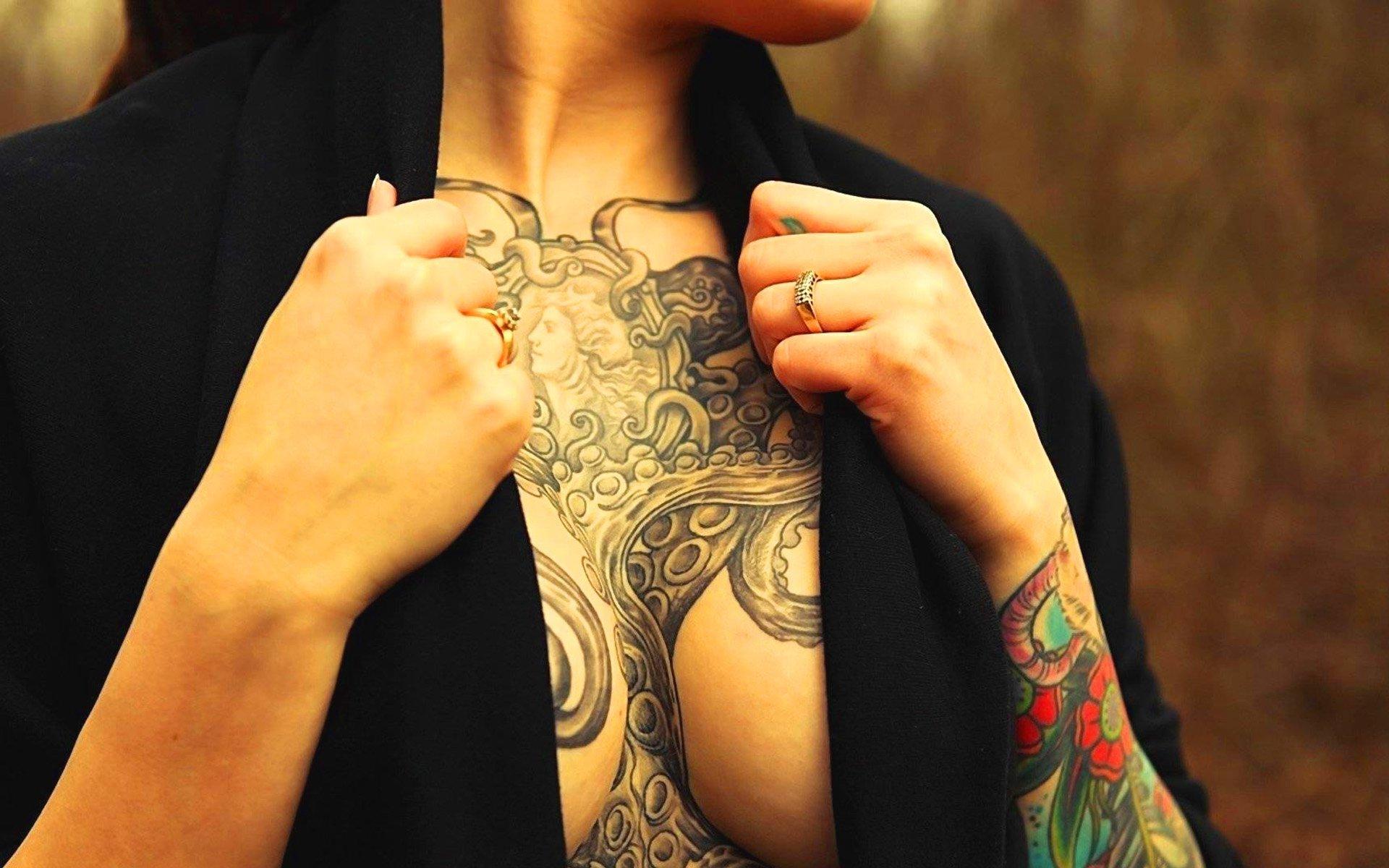 Стили тату, направления и виды в татуировке