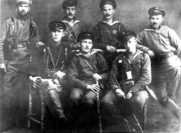 Воинские категории и знаки различия ркка 1918—1935